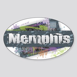 Memphis Design Sticker