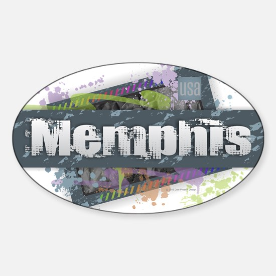Memphis Design Decal