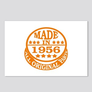 Made in 1956, All origina Postcards (Package of 8)
