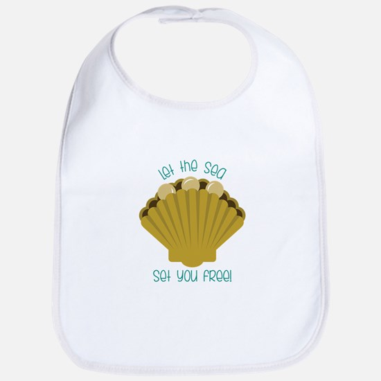 Sea Set You Free Bib
