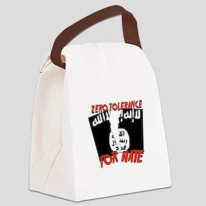 Zero Tolerance Canvas Lunch Bag