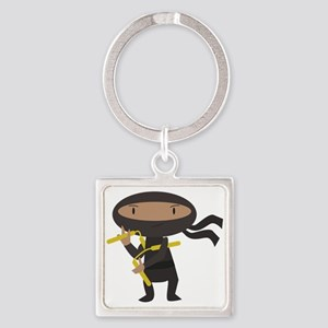 Funny Ninja Keychains