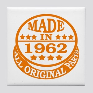 Made in 1962, All original parts Tile Coaster