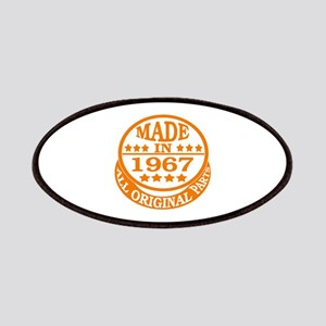 Made in 1967, All original parts Patch