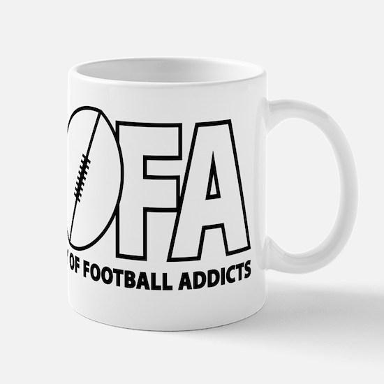 Football SOFA Mugs
