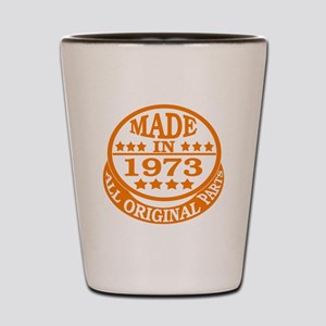 Made in 1973, All original parts Shot Glass