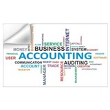 Accounting Wall Decals