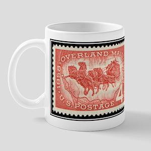 1958 Overland Mail Mug