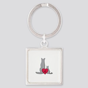 Veterinary Animals Keychains