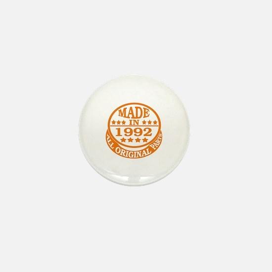 Made in 1992, All original parts Mini Button