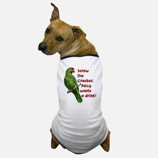 Smart Parrot Dog T-Shirt