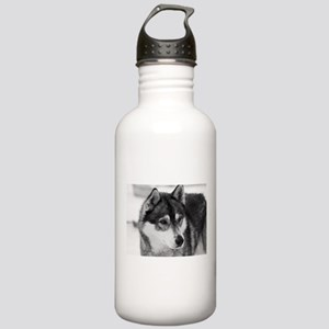 Husky Stainless Water Bottle 1.0L