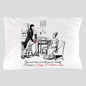 Ardently St. Valentine's Day Pillow Case