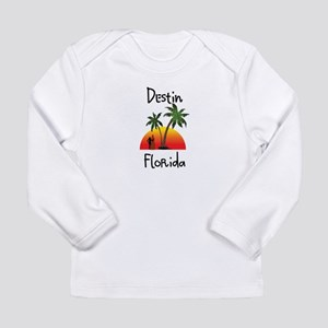 Destin Florida Long Sleeve T-Shirt