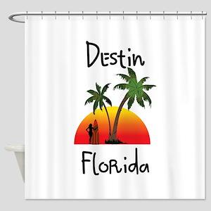 Destin Florida Shower Curtain
