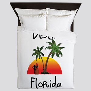 Destin Florida Queen Duvet