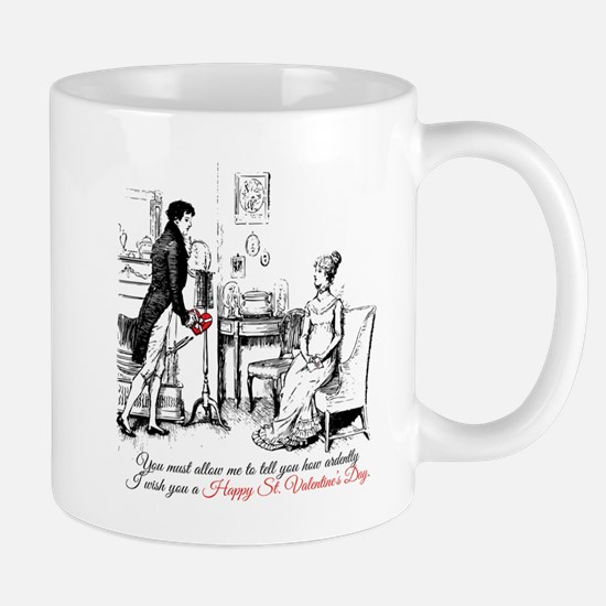 Ardently St. Valentine's Day Mugs