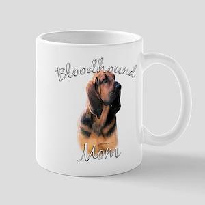 Bloodhound Mom2 Mug
