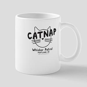 Catnap. Whisker Patrol Mugs