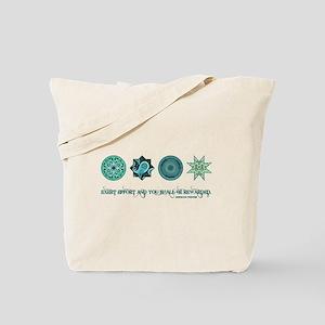 MOROCCAN PROVERB Tote Bag