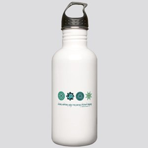 MOROCCAN PROVERB Stainless Water Bottle 1.0L