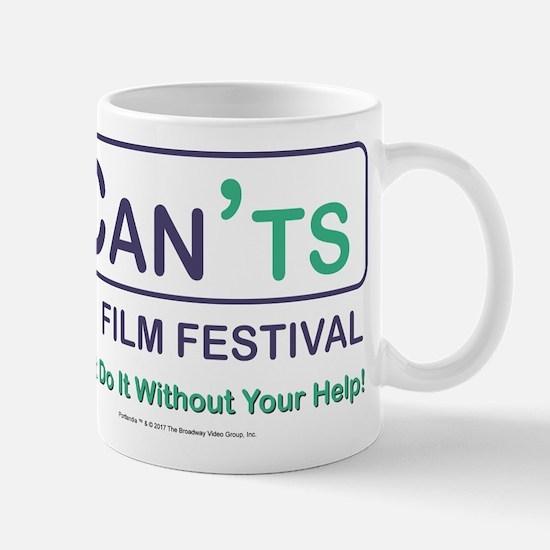 Portlandia - Can'ts Film Festival Mugs