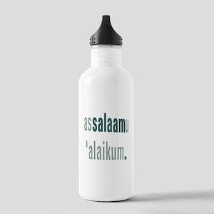 Assalamualaikum Stainless Water Bottle 1.0L