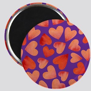 Valentines Day Hearts Magnets