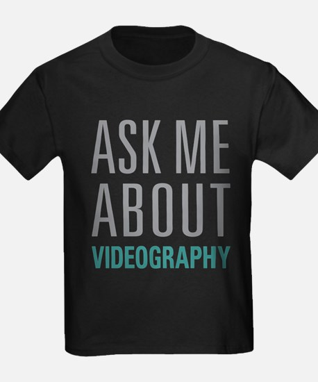 Videography T-Shirt