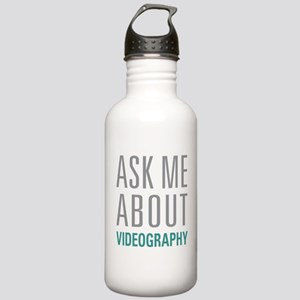 Videography Stainless Water Bottle 1.0L