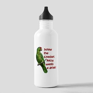Smart Parrot Water Bottle