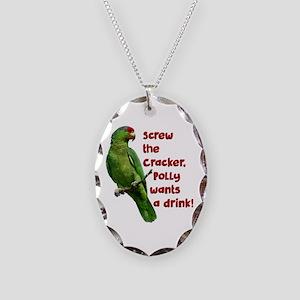 Smart Parrot Necklace