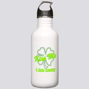 st patrick's day Kiss Stainless Water Bottle 1.0L