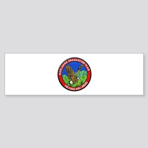 Marijuana Eradication Team Bumper Sticker