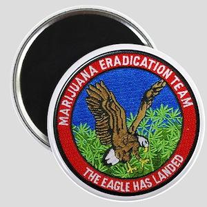 Marijuana Eradication Team Magnets