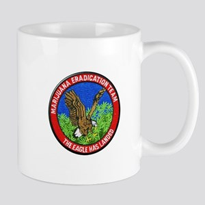 Marijuana Eradication Team Mugs