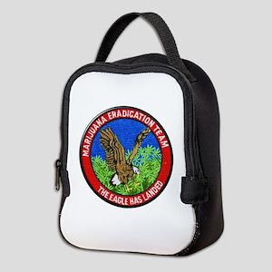 Marijuana Eradication Team Neoprene Lunch Bag