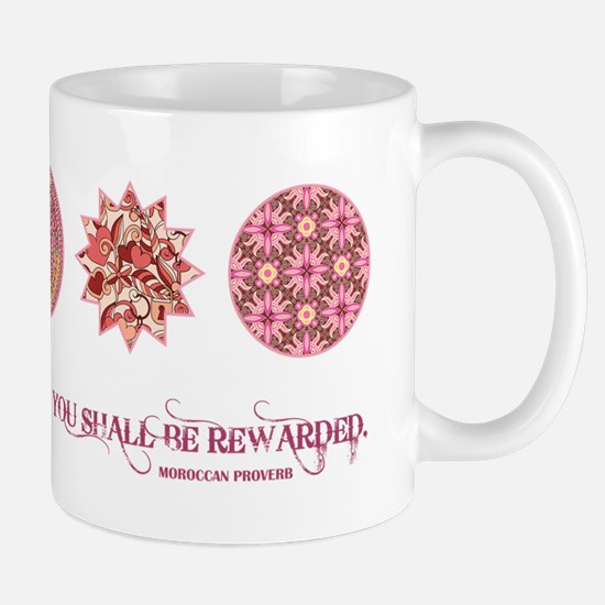 MOROCCAN PROVERB Mug