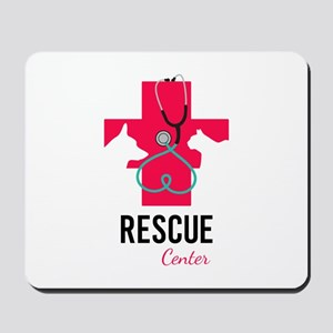 Rescue Center Mousepad