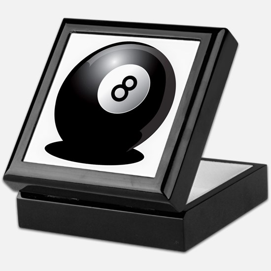 8 Ball! Keepsake Box