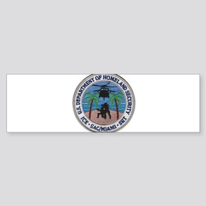 homelandmiami Bumper Sticker