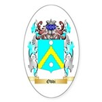 Oddi Sticker (Oval 50 pk)