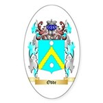 Odde Sticker (Oval 50 pk)
