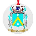 Odd Round Ornament