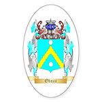 Odazzi Sticker (Oval 10 pk)