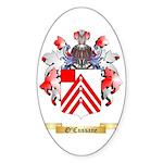 O'Cussane Sticker (Oval 50 pk)