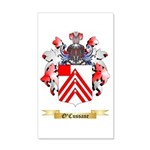 O'Cussane 20x12 Wall Decal