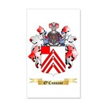 O'Cussane 35x21 Wall Decal