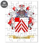 O'Cussane Puzzle