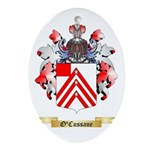 O'Cussane Oval Ornament